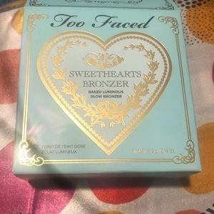 Too faced sweethearts bronzer color sweet tea